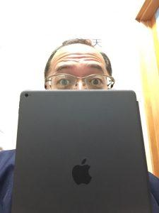 12.9インチのiPad pro買いました