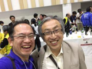 和歌山大学の此松先生と